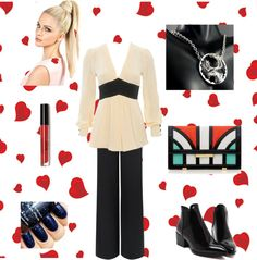 Jewelry Designer Blog. Jewelry by Natalia Khon: St.Valentines outfit