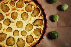 Kuchnia Bazylii: Tarta z brukselką