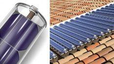 Het Britse bedrijf Naked Energy ontwikkelde zonnepanelen die het mes aan twee kanten doen snijden