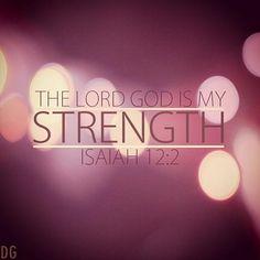 Isaiah 12:2   https://www.facebook.com/photo.php?fbid=10151727438783091