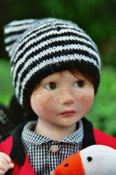 Rose-Marie Montané créatrice de poupées <3