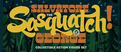 Invisible Creature Speaks » Blog Archive » Sasquatch! Toys!
