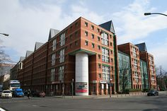 Edificio de viviendas Friedrichstadt-Berlin 1981-1988