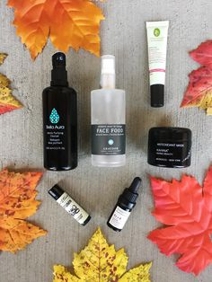 Fall Skincare Products You Need to Have In Your Routine! Click through to get beauty tips and product recommendations for autumn and winter! http://storybookapothecary.com/fall-skincare-2016/?utm_campaign=coschedule&utm_source=pinterest&utm_medium=Tianna%20%40%20Storybook%20Apothecary&utm_content=Fall%20Skincare%20Products%20You%20Need%20to%20Have%20In%20Your%20Routine #FallforGreenBeauty #Ad