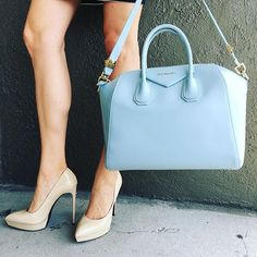 Weekend Ready ✔️ Shop all handbags, shoes & accessories on www.mymoshposh.com! #givenchy #givenchyantigona #weekendstyle #ysl #saintlaurent #shoelover #talkshoes #bagsofTPF #purselover #fashion #trendy #luxury #moshposhfinds #mymoshposh #designerconsignment