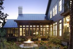 Home of the Year - traditional - exterior - charleston - Wayne Windham Architect, P.A.