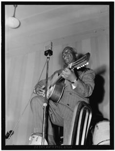 Lead Belly. The topics of Lead Belly's music covered a wide range, including gospel; blues about women, liquor, prison life, and racism; and folk songs about cowboys, prison, work, sailors, cattle herding, and dancing. He also wrote songs about people in the news, such as Franklin D. Roosevelt, Adolf Hitler, Jean Harlow, the Scottsboro Boys, and Howard Hughes. (Wikipedia)