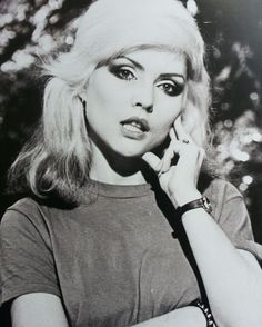 Debbie Harry. The perfectest babe.