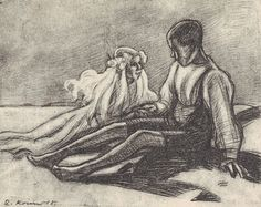 Illustrations by Rudolf Koivu Make Pictures, Fairy Tales, Finland, Artist, Painting, Illustrations, Thoughts, Fairytale, Painting Art