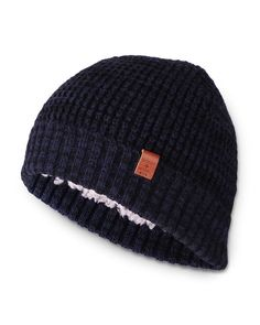 Bickley and Mitchell Waffle Knit Beanie