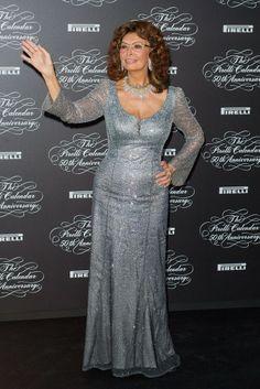 Sophia Loren [Photo by Davide Maestri]