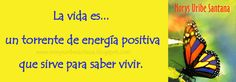 NORYS URIBE SANTANA: REFLEXIONES DE VIDA Nº 23 LA VIDA ES...