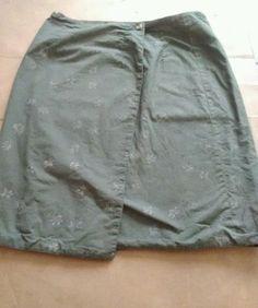 Cute Wrap Around Skirt Waist 30 (20 inches long)