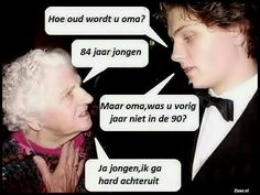 Hoe oud wordt Funny Pix, Wtf Funny, Funny Texts, Funny Pictures, Crazy Funny, Funny Stuff, Morning Quotes For Friends, Psychology Facts, Laughter