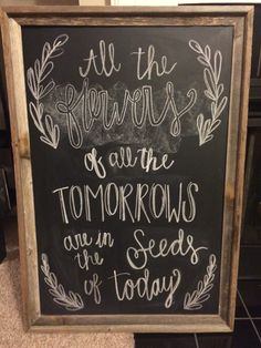 April , spring, chalkboard art Chalkboard Easel, Chalkboard Calendar, Chalkboard Designs, Chalkboard Ideas, Chalkboard Quotes, Chalk Wall, Chalk Board, Chalk Lettering, Chalk It Up