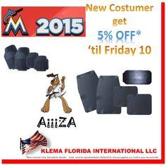 PRODUCTS - AiiiZA LINE AND ACCESSORIES http://www.klemallc.com/categorias.php?marca=4 5% Descuento en todo nuestro inventario para ordenes de compra recibidas hasta el 04/10/2015 EXPORTS@KLEMALLC.COM  MIAMI@KLEMALLC.COM WWW.KLEMALLC.COM Grupo KLEMA USA 4960 NW 165th Street, Unit 9B, Miami, FL 33014. Phone : 1 - 305 - 628.0709 / 626.9006 WhatsApp : 1 - 786 - 285.1243