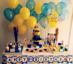 Birthday Party Theme Ideas For 1 Year Old Boy Image Inspiration of
