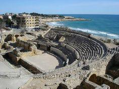 Anfiteatro romano de Tarraco.