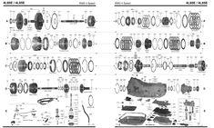 Trans    Parts Online 700 4L60E    Transmission    Parts   Auto