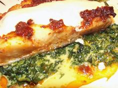Kulinarna pasja: Pieczony dorsz na szpinaku