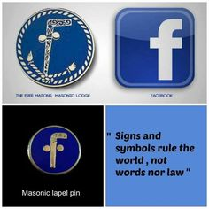 The Masons Are The Real Controllers Of Facebook... Unless Zuckerbergs A Mason... Lol Just Like They Own & Control Google Also.