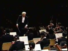 Ernest Chausson: Symphony in B flat major, Op. 20 - III. Anime - Tres anime, Conductor: Jean Fournet - YouTube