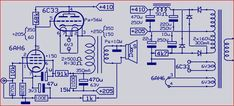 How to get the best out of the - Page 2 Valve Amplifier, Electronic Schematics, Vacuum Tube, Diy Electronics, Arrow Keys, Close Image, Audio