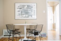 6 Sources for Bertoia Style Side Chairs Modern Classic Resource Guide