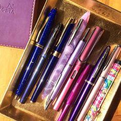 Beautiful fountain pens!