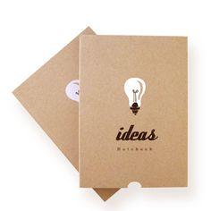 This notebook will inspire lightbulb flashing-worthy ideas!
