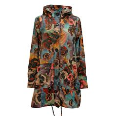 Avoca Pansy Parka-why I need this is beyond me...it's just so pretty.