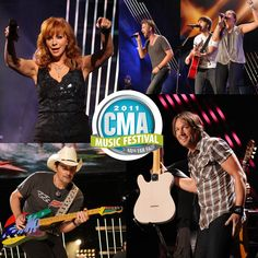Buy your tickets now for the 2012 CMA Music Festival