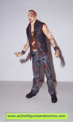 The Walking Dead DWIGHT series 3 mcfarlane toys action figures fig