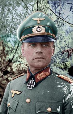Ferdinand Heim (1895 –1971) was a World War II German general. Commands held : 14th Panzer Division, 48th Panzer Corps, Boulogne fortress garrison