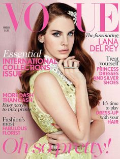 Vogue UK March 2012 Cover