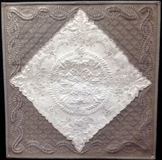 My small hankie quilt is up for bid at the Silent Auction booth at the Houston International Quilt Festival!