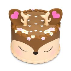 sillysquishies.com - Deer Cake Squishy , $24.99 (https://www.sillysquishies.com/deer-cake-squishy/)