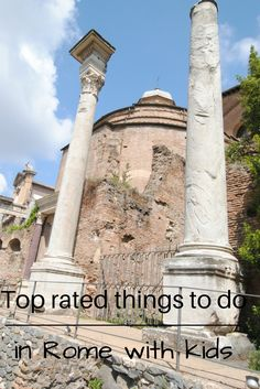 Every vacation is different. You can't always spend a week in each city. Here are the best sample itineraries to visit Rome based on your time, budget and family needs. Visit Rome with kids. Rome Itinerary. Travel With Kids, Family Travel, Rome Itinerary, Trevi Fountain, European Vacation, Rome Travel, Ways To Travel, City Break, World Heritage Sites
