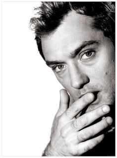 Jude Law Photo David Bailey .. www.fashion.net