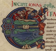Biblia, cum S. Hieronymi prologis, Bible de la Sauve-Majeure II, 10e siècle Bibliothèque de Bordeaux, ms 0001-2