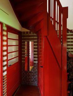 Groningen, woningen Nassaulaan, 1930. Architect Egbert Reitsma (1892-1976). Foto 2009 - Teo Krijgsman Fotografie