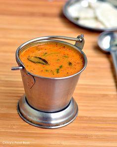 Chitra's Food Book: Udupi Sambar Recipe-Hotel Style-Side dish for idli...