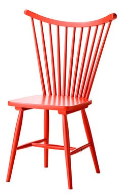 IKEA Trendig 2013 Chair Red (almost a coral color)