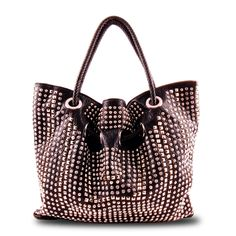 Susan Nichole Vegan Handbag Style #143 - Roxy in Black