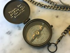 Humor Pocket Compass Gps Brass Handmade Working Compasses Hiking Camping To Prevent And Cure Diseases Maritime
