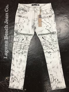 Laguna Beach Jean Co. Moto Jeans for Men...Available Now: 855-999-5252/info@lbjcdenim.com ⚜ #rocktheoclifestyle