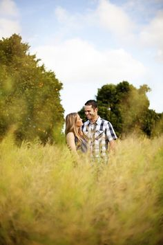 So happy together and in love!     #engagement #wedding