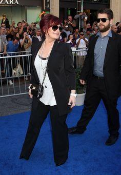 Sharon Osbourne Blazer
