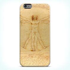 Чехол ACase для iPhone 6 The Vitruvian Man купить в интернет-магазине BeautyApple.ru.