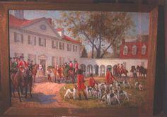Fraunces Tavern Museum- Fox Hunt at Mt. Vernon